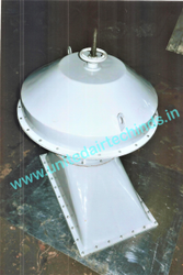 Ship Deck Fan For Engine Fume Exhaust