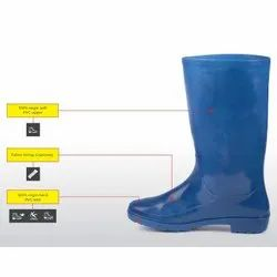 101 Blue Hillson Safety Shoes