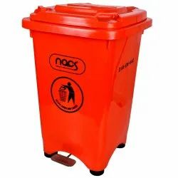 Bio Medical Waste Bin Operated By Foot Pedal