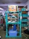 Semi Automatic Double Die Paper Dish Making Machine
