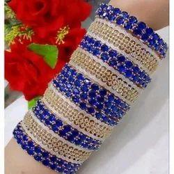 Party Wear American Diamond Bangle