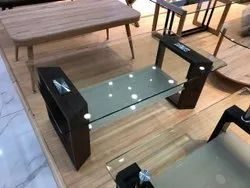 Glass T Pai Table