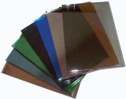 Reflective float toughened glass