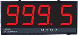 UTI - 6004 Black Jumbo Display Indicators