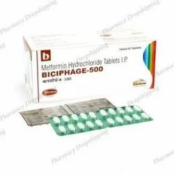 Biciphage 500 Tablets