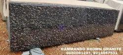 CAMMANDO BROWN GRANITE