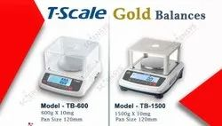 T Scale jewellery  Weighing machine