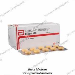 Etody 120 Mg Tablets
