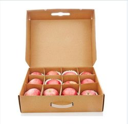 Apple Fruit Packaging Box