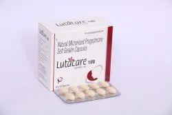 Lutacare-100 Progesterone Capsules