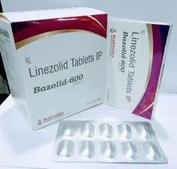 Linezolid Tablets 600 Mg