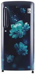 4 Star Blue LG 190 Liter Single Door Refrigerator