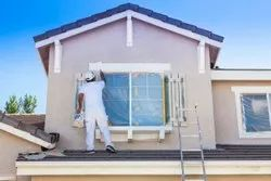 Exterior Building Painting Service, Type Of Property Covered: Residential and Commercial