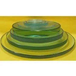 Laminated Round Toughened Glass