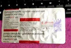 Candipoz Gr 100mg Posaconazole Tablets
