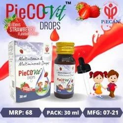 Piecovit Drops, For Personal, 30ml