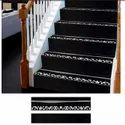 stair step and riser tiles