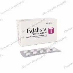 Tadalista Professional Tablets