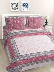 Designer King Size Bed Sheet