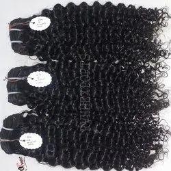 Remy Single Drawn Kinky Curly Hair