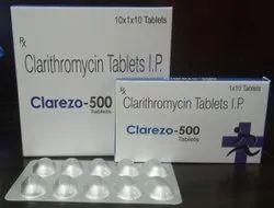 Clarithromycin 500mg Tablet