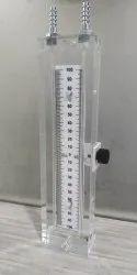 U Tube Manometer for Pressure Measurement