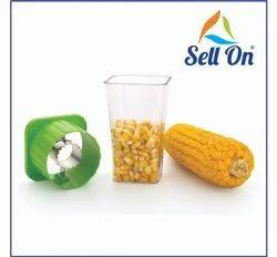 Corn Kernel Cutter, Corn Peeler