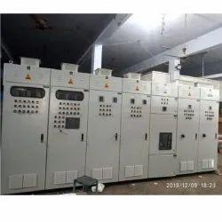 MCC CUM AC Drives Panel