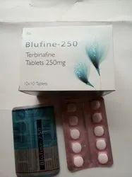 Terbinafine Hydrochloride 250mg