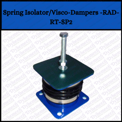 Spring Isolator/Visco-Dampers -RAD-RT-SP2