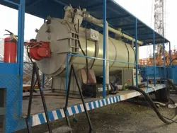 Oil & Gas Fired 1000 MCAL/HR Hot Water Generator