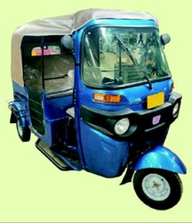 Passanger TukTuk Autorickshaw LPG BS4