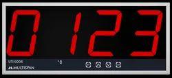 UTI - 6004 White Jumbo Display Indicators