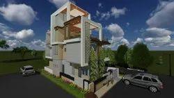 Duplex House Walkthrough