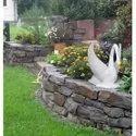 White Swan Statue