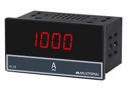 AV-34 DC Ampere Meter