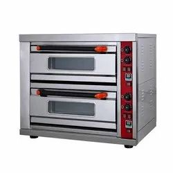 ZEDTECK Electric and Gas Deck Ovens