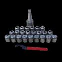 ISO-30 Collet Set