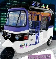 Passanger TukTuk Autorickshaw Electric (4+1),