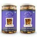 Healthy Treat Roasted Chana Jor 400 Gm - Pack Of 2 - 200gm Each