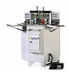 SC 901 PNEUMATIC CRIMPING MACHINE, Automation Grade: Semi-Automatic
