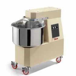 Sirman Spiral Dough Mixer Hercules-50TA Power:1500 Watt-2 HP Tank Cap.52 Liter Dough Cap.44kg