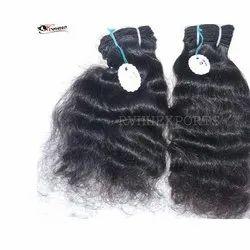 Raw Natural Wavy Hair