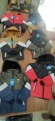 Hooded Boys Jacket, Full Sleeves, Model Name/Number: Kids Jecket
