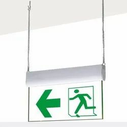 Airport Emergency Exit Light