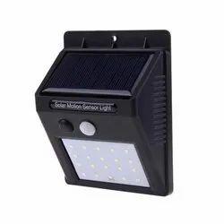 Solar Power LED Wall Light
