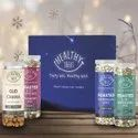 HEALTHY GIFT BOX - PACK OF 4 HEALTHY SNACKS