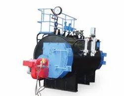 Oil & Gas Fired 4000 kg/hr Industrial Steam Boiler, IBR Approved
