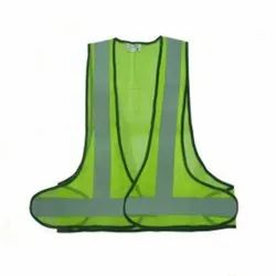 3 Side Open Polyester Reflective Safety Jacket