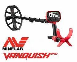 Minelab Vanquish 340 Metal Detector